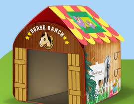 madlabcreative tarafından Graphic Design for Children Playhouses için no 35