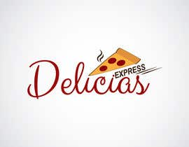 #7 untuk Projetar um Logo for Delícias Express oleh AntonVoleanin