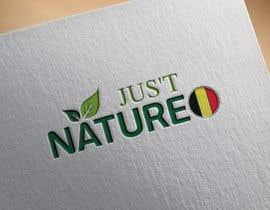 "#26 untuk Design a logo for our fruit juice brand: ""Nature Jus't"" oleh leduy87qn"
