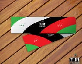 #16 untuk Design UAE National Day Scarf oleh vad1mich