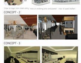 #25 untuk Restaurant Concept Design Competition oleh shashi27177