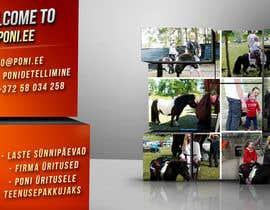 kmsinfotech tarafından Design a Facebook Timeline Banner for Poni.ee için no 30