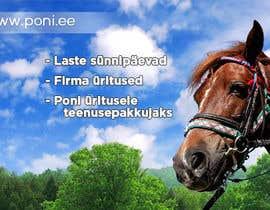 alexandrudgatea tarafından Design a Facebook Timeline Banner for Poni.ee için no 17