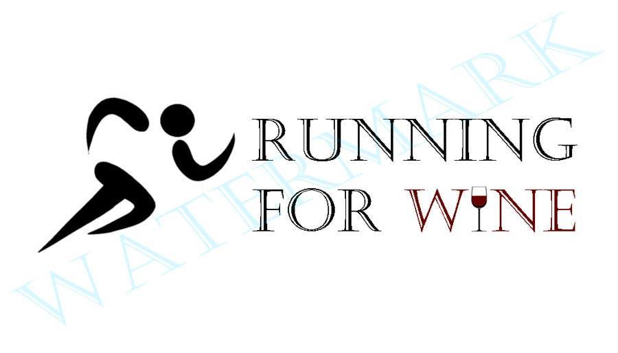 Bài tham dự cuộc thi #                                        6                                      cho                                         Design a Logo for Runnin for Wine