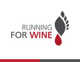 nº 11 pour Design a Logo for Runnin for Wine par Jgarisch12