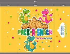 #14 untuk Create Print and Packaging Designs for a Cookie oleh UsagiP