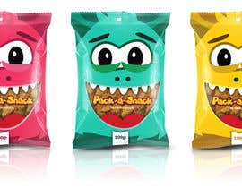 #7 untuk Create Print and Packaging Designs for a Cookie oleh grantistudio