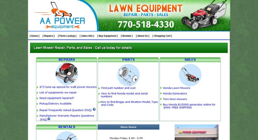 #21 for Design a Banner for www.aapower.net by estrelladeques0