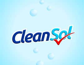 #31 para Diseñar un logotipo for CLEANSOL de claudioosorio