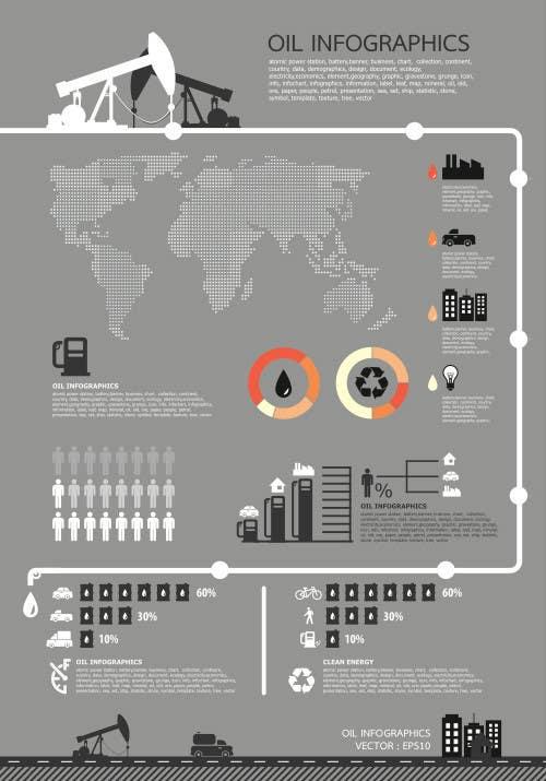 Proposition n°5 du concours Flower infographic