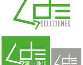 """heberomay tarafından Diseñar un logotipo para """"LDE SOLUCIONES"""" için no 8"""