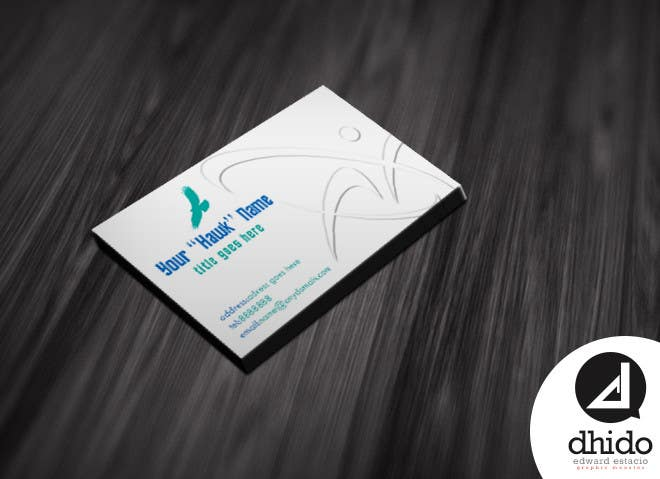 #15 for Personal business card for it-entrepreneur by dhido