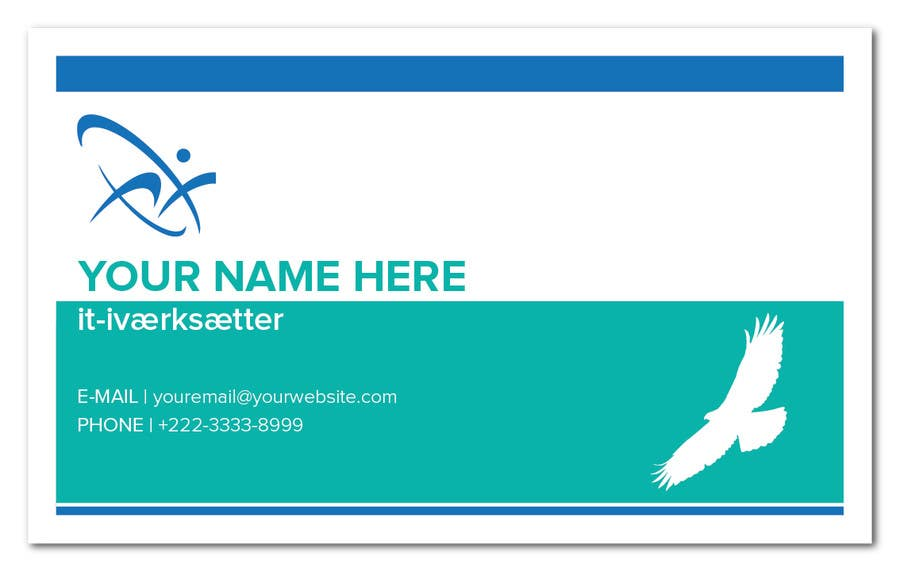 #22 for Personal business card for it-entrepreneur by mkdoluweera