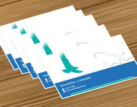 nº 33 pour Personal business card for it-entrepreneur par jobee