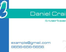 #24 para Personal business card for it-entrepreneur por awaisinayat