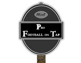 #12 untuk Create a Logo for an American Football website oleh BigRonCrowley