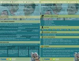 modinoart tarafından Design a Flyer for Aged Care Course için no 21