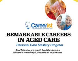 sunsum tarafından Design a Flyer for Aged Care Course için no 26