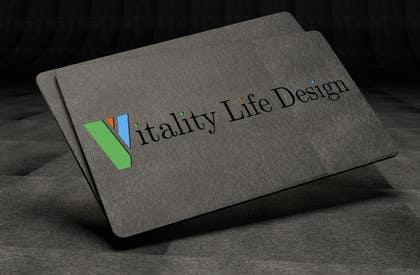 drogomid2113 tarafından Design a Logo for Vitality Life Design için no 20