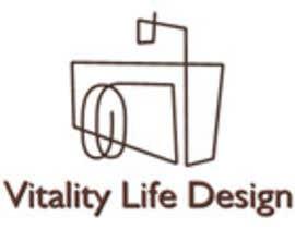 #17 untuk Design a Logo for Vitality Life Design oleh hskharay