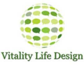 #25 untuk Design a Logo for Vitality Life Design oleh hskharay