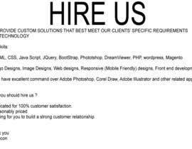 #3 untuk Need Custom HTML Product Page for eBay Listing oleh Appreon