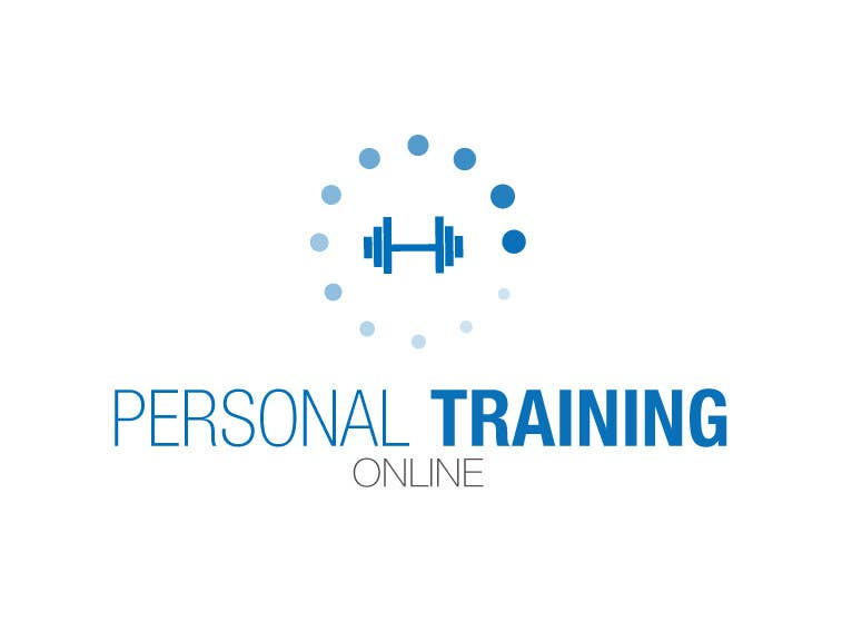 #40 for Design a Logo for Personal Training Online by NoorProduction
