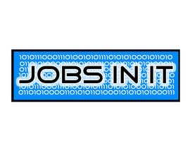 #71 untuk Design a Logo for Jobs In IT oleh CarolusJet