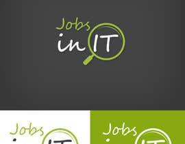 #4 untuk Design a Logo for Jobs In IT oleh parikhan4i
