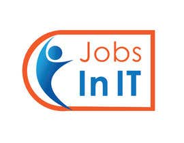 #29 untuk Design a Logo for Jobs In IT oleh hpurkar