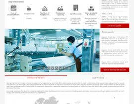 #28 for Corporate Microsite Redesign by CharlesNgu