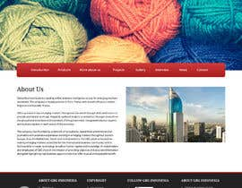 #29 for Corporate Microsite Redesign by thimsbell