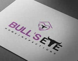#54 untuk Design a Logo for Bull's Eye Home Inspections oleh aliflammim101