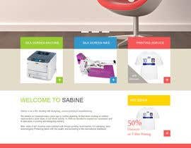 #7 for Facelist/ReDesign a Website (PSD Only) by sysmagix