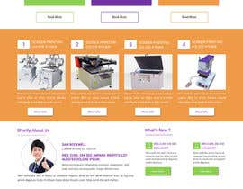 #6 for Facelist/ReDesign a Website (PSD Only) by ravinderss2014