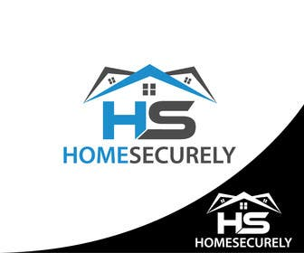 #34 untuk Design a Logo for HomeSecurely.com oleh alikarovaliya