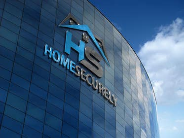 #37 untuk Design a Logo for HomeSecurely.com oleh alikarovaliya