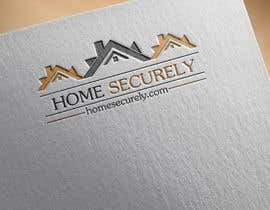 #65 untuk Design a Logo for HomeSecurely.com oleh Junaidy88