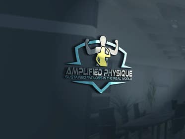 #20 untuk Design a Logo for Amplified Physique oleh olja85