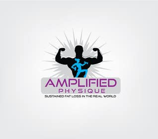 #39 untuk Design a Logo for Amplified Physique oleh alyymomin