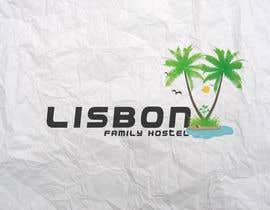 rajibdebnath900 tarafından Projetar um Logo for a Hostel in Lisbon için no 164