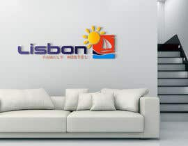 ciprilisticus tarafından Projetar um Logo for a Hostel in Lisbon için no 190