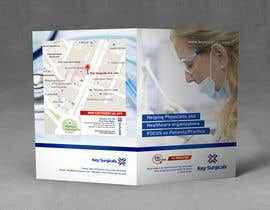 barinix tarafından Design a bi-fold marketing brochure template for Hospital Supplies provider için no 9