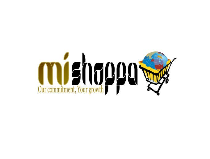 "#55 for Design a Logo for our online company ""Mishoppa"" by MamaIrfan"