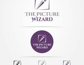 "#15 untuk Design a Logo for ""The Picture Wizard"" oleh lucianito78"