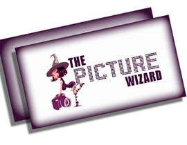 "#12 untuk Design a Logo for ""The Picture Wizard"" oleh ShafinGraphics"
