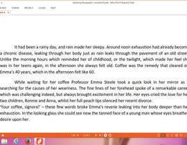 #1 untuk 2 paragraphs creative romance writing oleh andreearaducanu