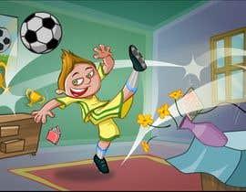 #6 untuk Illustrate Something for children's book - oleh kvinay84