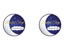 Vanai tarafından Design a Logo / Banner for Restful Sleep System için no 16
