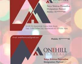 #7 untuk Design Business card oleh lippipress